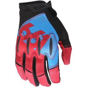 SixSixOne EVO II Handskar Herr röd/blå